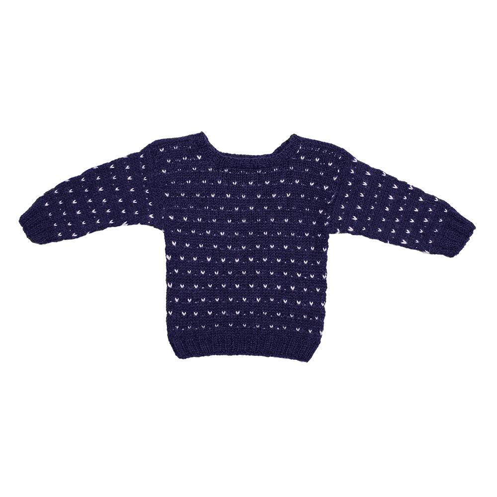 98a844791388 Snow flakes sweater